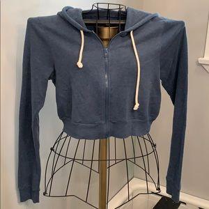 Hollister Half hoodie